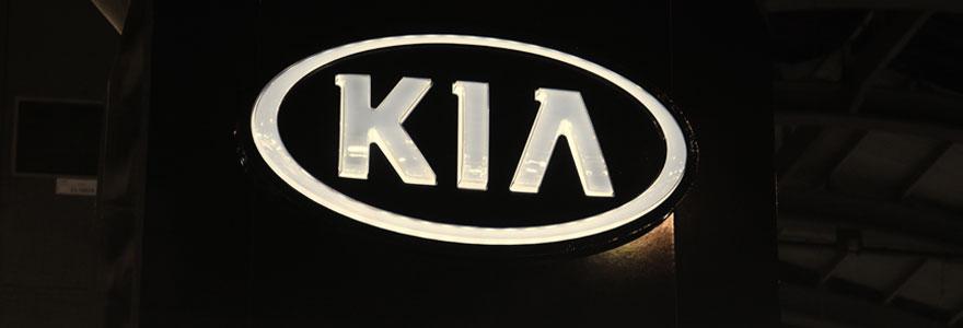 Choisir une Kia