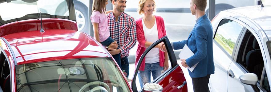 remise pour un achat de véhicule
