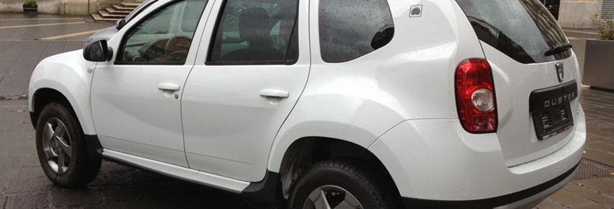 Voiture d'occasion Dacia
